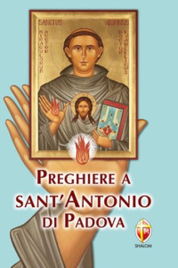 Preghiere a sant'Antonio di Padova - G. Tollardo | Jonathanterrington.com