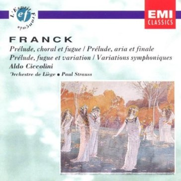Preludes/symphonic variations