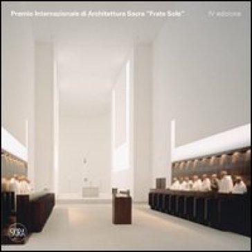 Premio Internazionale di Architettura Sacra «Frate Sole» - Andrea Vaccari |