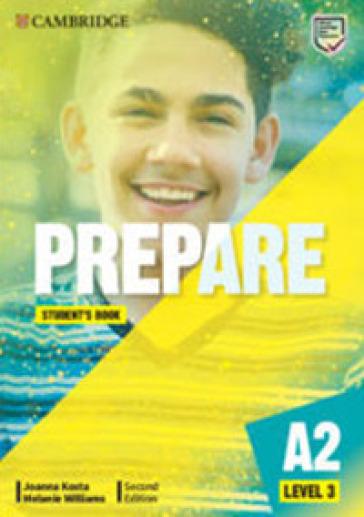 Prepare. Level 3 (A2). Student's book. Per le Scuole superiori - Joanna Kosta |