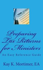 Preparing Tax Returns for Ministers