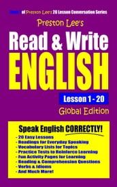 Preston Lee s Read & Write English Lesson 1: 20 For Global Edition