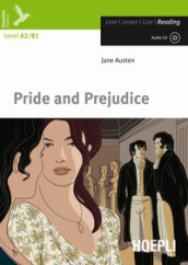 Pride and prejudice. Con espansione online. Con CD Audio