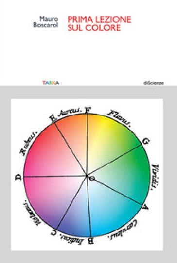 Prima lezione sul colore - Mauro Boscarol |