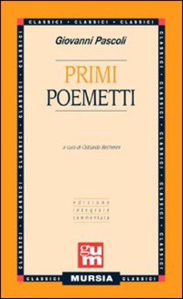 Primi poemetti - Giovanni Pascoli | Kritjur.org
