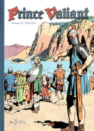 Prince Valiant. 10: 1955-1956