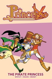 Princeless: The Pirate Princess #TPB