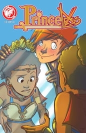 Princeless Volume 1 #3
