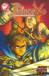 Princeless Volume 1 #4