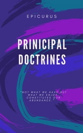 Principal Doctrines (Illustrated)
