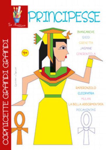 Principesse. Cornicette grandi grandi - Martina Zullini | Jonathanterrington.com