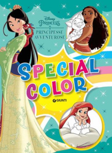 Principesse avventurose. Maxi supercolor. Ediz. a colori -  pdf epub