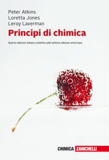 Principi di chimica. Con e-book - Peter William Atkins | Thecosgala.com