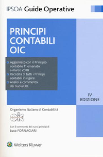 Principi contabili OIC. Con e-book - Organismo Italiano di Contabilità pdf epub