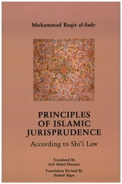 Principles of Islamic Jurisprudence [translated]