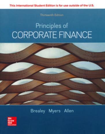 Principles of corporate finance - Richard A. Brealey |