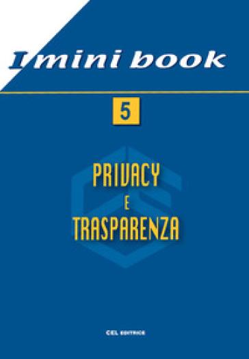 Privacy e trasparenza