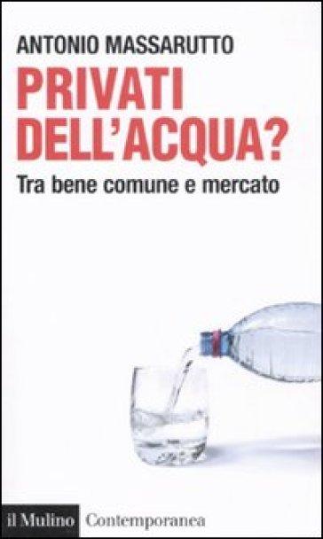 Privati dell'acqua? Tra bene comune e mercato - Antonio Massarutto | Ericsfund.org