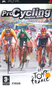 Pro Cycling Tour De France 08