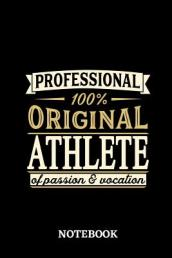 Professional Original Athlete of Passion and Vocation