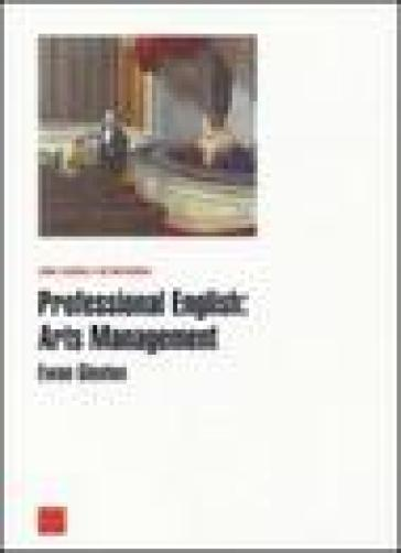Professional english: arts management - Ewan Glenton |