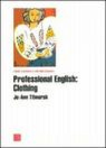 Professional english: clothing - Jo-Ann Titmarsh | Thecosgala.com