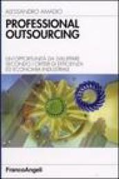 Professional outsourcing. Un
