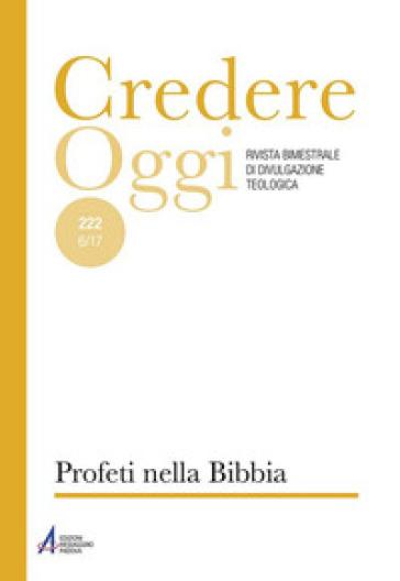 Profeti nella Bibbia (2017). 6. -  pdf epub