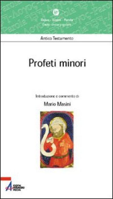 Profeti minori - Mario Masini | Kritjur.org