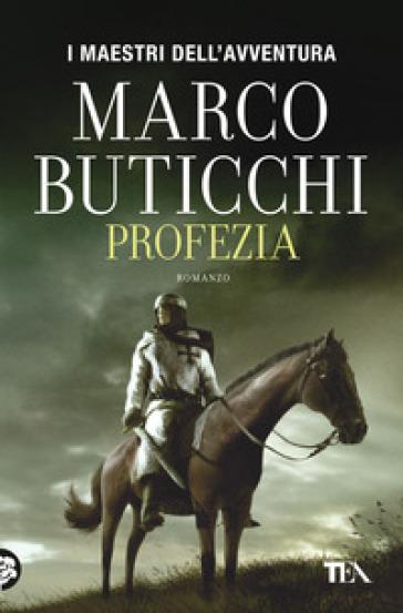 Profezia - Marco Buticchi | Jonathanterrington.com