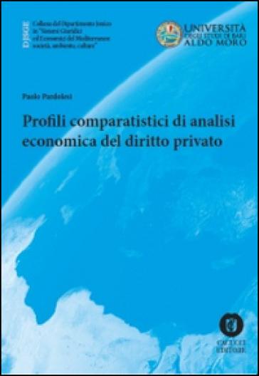Profili comparatistici di analisi economica del diritto privato - Paolo Pardolesi   Thecosgala.com