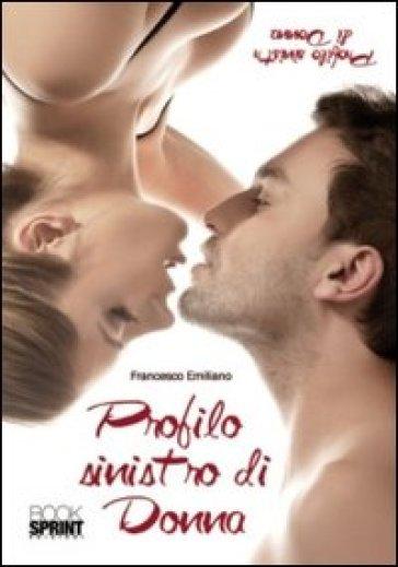Profilo sinistro di donna - Francesco Emiliano  