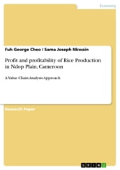 Profit and profitability of Rice Production in Ndop Plain, Cameroon