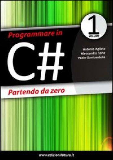 Programmare in C# partendo da zero - Antonio Agliata   Thecosgala.com