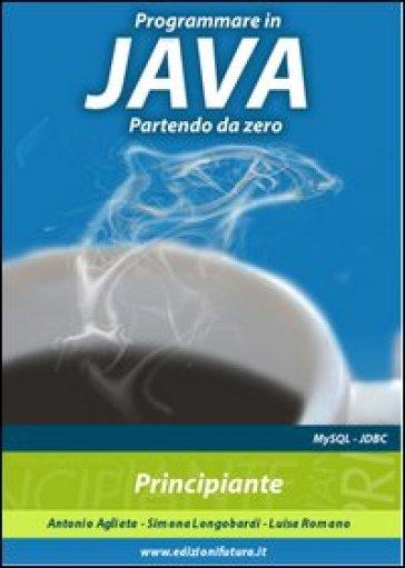 Programmare in Java partendo da zero - Antonio Agliata | Thecosgala.com