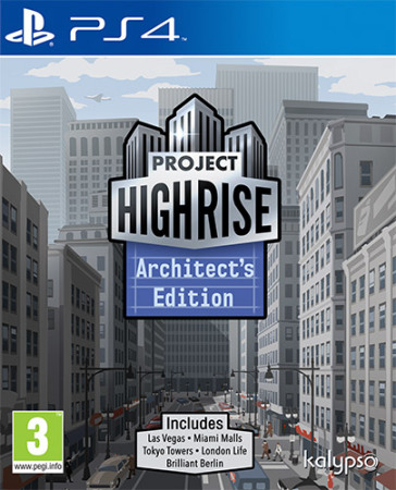 Project Highrise Architect's Ed.