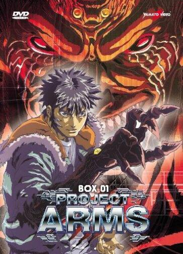 Project arms - Box 01 Episodi 01-16 (4 DVD)