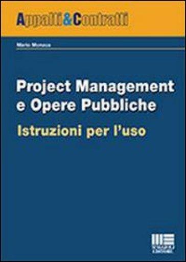 Project management e opere pubbliche