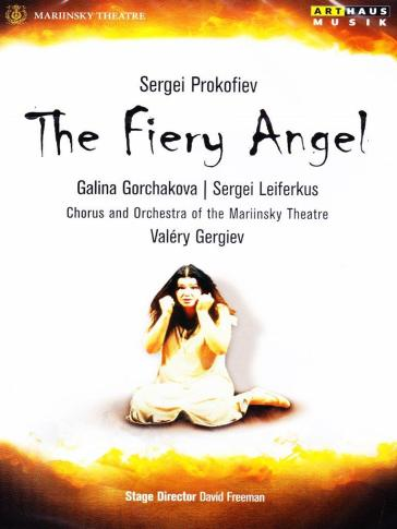 Prokofiev:fiery angel