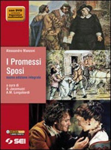 I Promessi sposi. Con Quaderno Manzoni. Ediz. integrale. Con DVD - Alessandro Manzoni   Rochesterscifianimecon.com