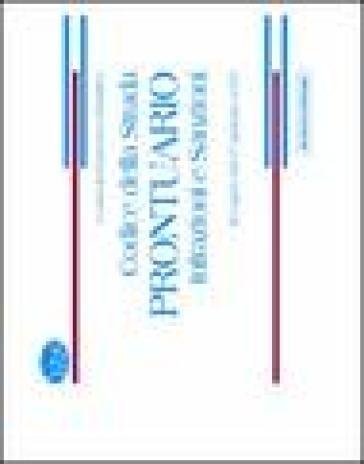 Prontuario codice della strada francesco infantino for Codice della strada biciclette da corsa