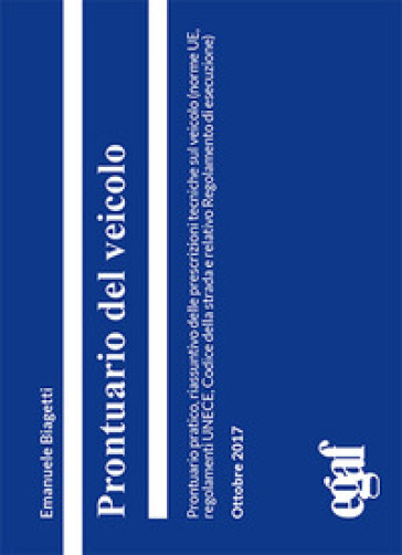Prontuario del veicolo - Emanuele Biagetti | Thecosgala.com