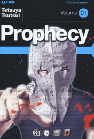 Prophecy. 1. - Tetsuya Tsutsui   Thecosgala.com