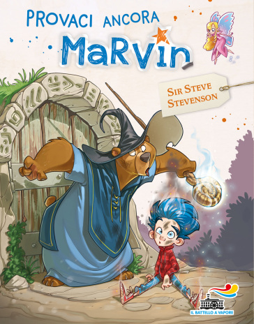 Provaci ancora Marvin. Marvin. 1. - Sir Steve Stevenson |