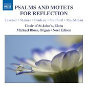 Psalms and motets for ref