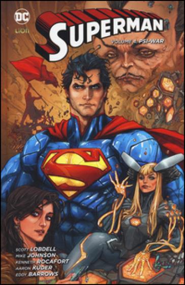 Psi-war. Superman. 4. - S. Visinoni |