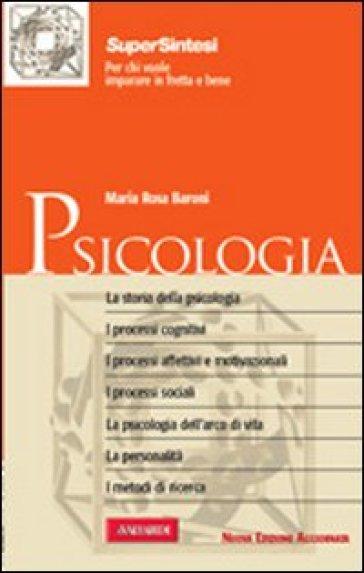 Psicologia - Maria Rosa Baroni |