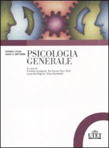 Psicologia generale - Dennis Coon | Rochesterscifianimecon.com