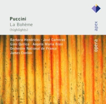 Puccini : la boheme [highlight