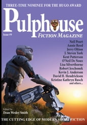 Pulphouse Fiction Magazine Issue #9